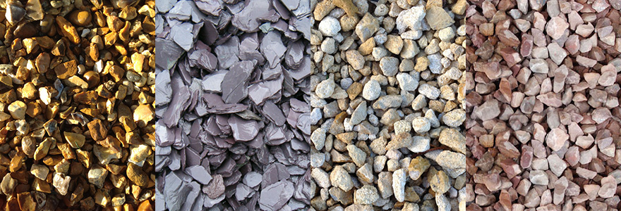 Types Of Gravel : Delivery direct gravel supplies