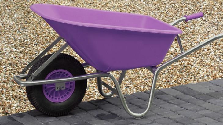 direct gravel supplies wheelbarrow